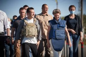 Президент Швейцарии до сих пор поражена от поездки на Донбасс - направила письмо Зеленскому