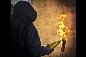 Під Запоріжжям підпалили будинок, в якому мешкала банда живодерів