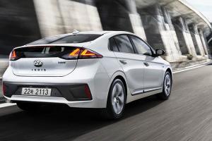 Hyundai представила прототипи трьох електрокарів майбутнього