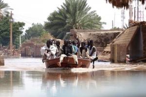 Стихия в Судане унесла более 20 жизней