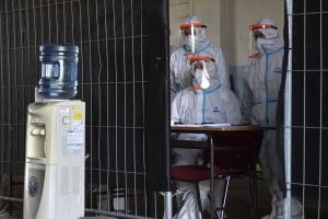 Na Ukrainie zarejestrowano 8172 nowe przypadki COVID-19