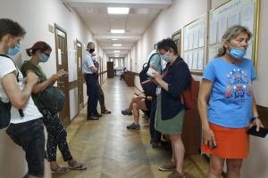 Кольченку, якого затримали під посольством Білорусі, присудили громадські роботи