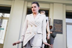 Тихановская уже планирует встречу с Байденом, говорит - получила приглашение