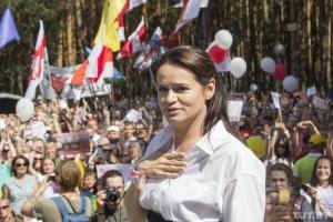 Тихановська ініціює створення ради для передачі влади в Білорусі