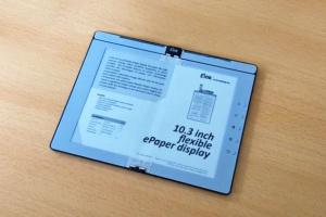 E Ink представила прототип електронної книги, в якій можна робити нотатки