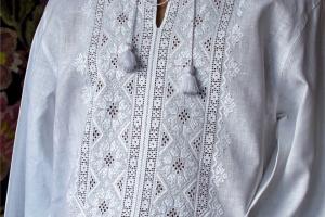 Білим по білому. Решетилівська вишивка очікує визнання ЮНЕСКО