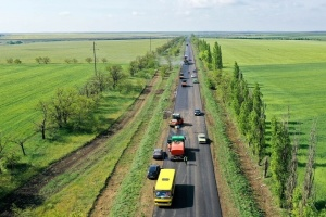 На Миколаївщині відремонтують майже 200 кілометрів доріг