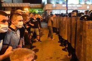Ukraine verurteilt Gewalt in Belarus und ruft zu Freilassung von Festgenommenen auf