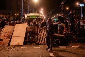 Глава МВС Білорусі наказав силовикам не чіпати журналістів на протестах