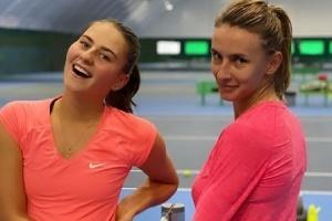 """Костюк і Цуренко дізналися імена суперниць в """"основі"""" турніру WTA у Празі"""