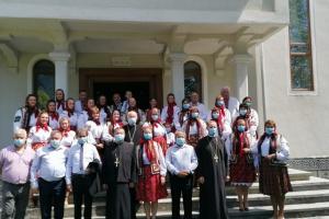 Український церковний хор в Румунії відзначив 50-річний ювілей