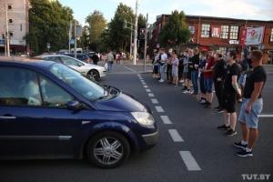 В Беларуси будут конфисковывать автомобили, которые используются для блокирования движения