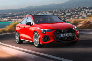 Audi представила два новых седана