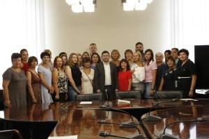 На Дніпропетровщині підготували менеджерів з туризму для тергромад