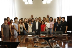 На Днепропетровщине подготовили менеджеров по туризму для тергромад