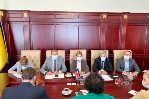 Украина готова быть основным партнером НАТО в Черном море - вице-премьер