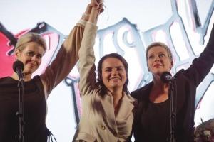 Жена кандидата в президенты Беларуси Цепкало обратилась к Тихановской