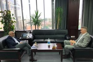 Катастрофа MH17: заступник генпрокурора обговорив розслідування з послом Нідерландів