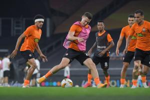 Ліга Європи: «Шахтар» виграв перший тайм в матчі з «Базелем»