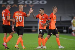 «Шахтар» піднявся на 14-е місце в клубному рейтингу УЄФА