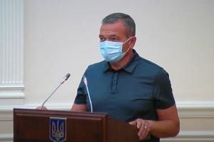 Кабмин отклонил кандидатуру Мищенко на должность главы Кировоградской ОГА