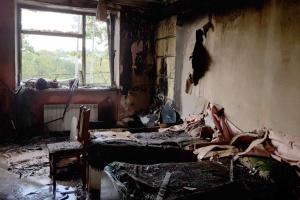 У Сваляві сталася пожежа в дитячому реабілітаційному центрі
