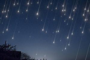 Цієї ночі українці побачать пік зорепаду Персеїд