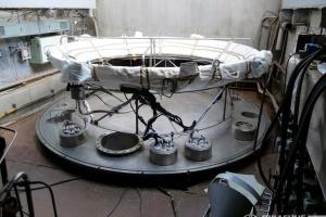 """В Днипре провели огневые испытания двигателей для новой ракеты """"Циклон-4"""""""