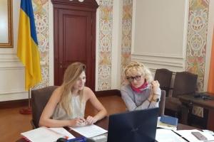 Джапарова: закордонне українство - «народний голос» українців за кордоном