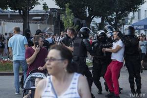 Протесты в Беларуси не утихают пятый день