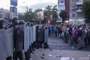 Работники Белорусской филармонии вышли на забастовку