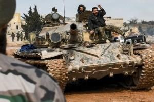 Сирия: огонь на поражение в режиме тишины