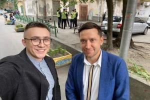 Стерненко отримав від СБУ обвинувальний акт