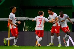 Лига чемпионов: «РБ Лейпциг» обыграл «Атлетико» и вышел в полуфинал
