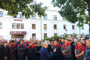 В Беларуси протестующие вновь выходят на улицы