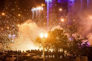 Ukraińcy zatrzymani w Mińsku są już na wolności - obrońca praw człowieka