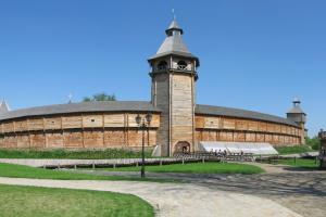 """Батуринську фортецю у 2021 році реконструюють за програмою """"Велике будівництво"""""""