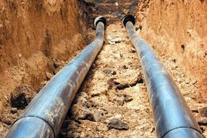 На Донетчине снова прекратили подачу воды в некоторые города из-за аварии