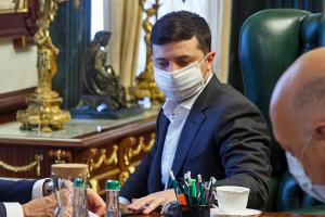 Volodymyr Zelensky : L'Ukraine est au bord d'une deuxième vague de la Covid-19
