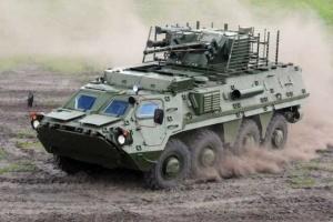 Українські військові отримали партію нових БТР-4Е