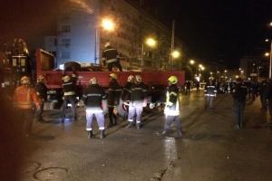 Протести в Болгарії: силовики знесли наметове містечко