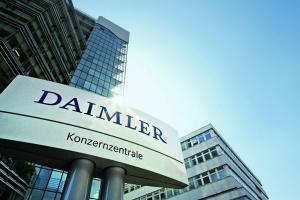 """Daimler выплатит в США более 2 миллиарда долларов за """"дизельгейт"""""""