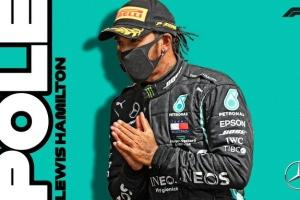 Формула-1: Гемілтон виграв кваліфікацію Гран-прі Іспанії