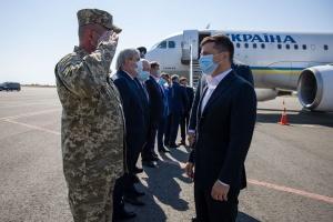 Президента чекають на Буковині 2 жовтня