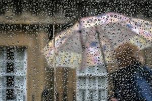 Дожди накроют всю Украину, днем до + 19°