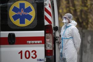 Covid-19 : nouveau record de contaminés en 24 h en Ukraine