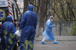 11月30日時点 ウクライナ国内新型コロナ新規確認数9946件