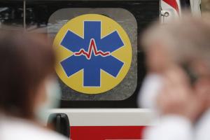 Zwei Suizide im Corona-Krankenhaus in Kyjiw