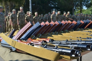 Conscription in Ukraine to begin on April 1 and October 1 - decree