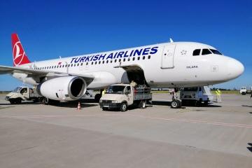 Turkish Airlines resumes flights to Kharkiv